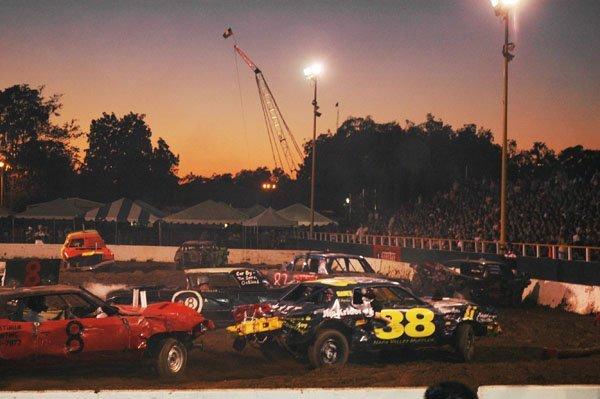 Racer Boy Destruction Derby 5