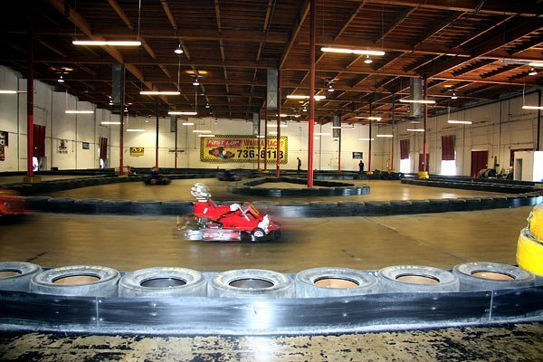 Racer Boy: Fast Lap Indoor Kart Racing or Don't Own a Race
