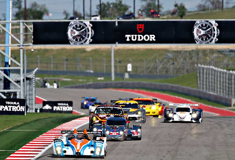 American Le Mans at Circuit of the Americas