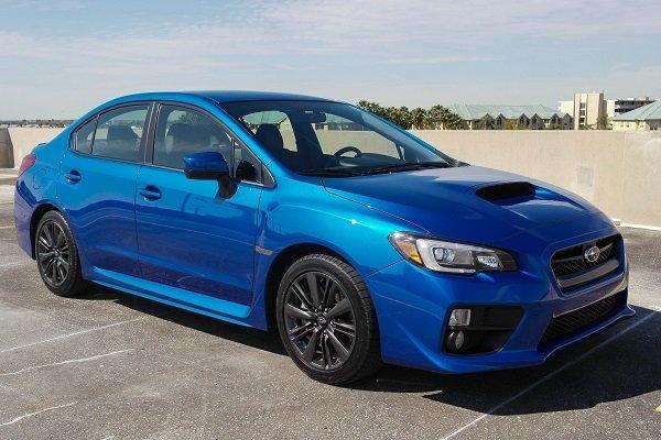 Driven: 2015 Subaru WRX Limited CVT - Speed:Sport:Life