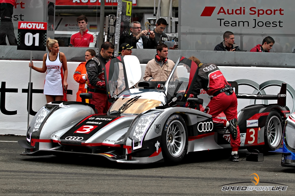 2012 24 Hours of Le Mans